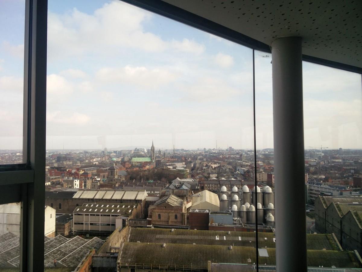 Kreuz und quer durch Dublin