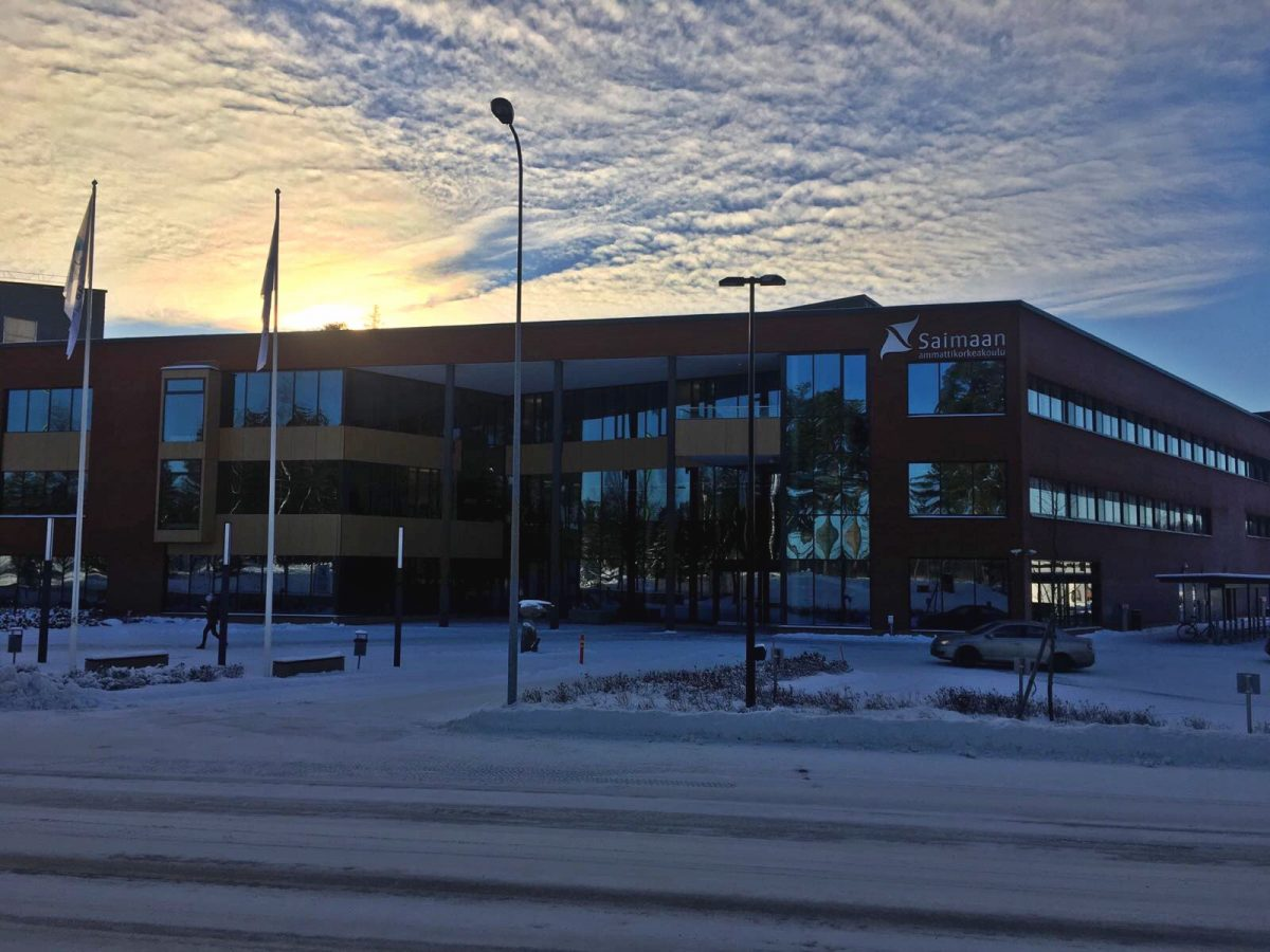 Welcome to Saimaa University!